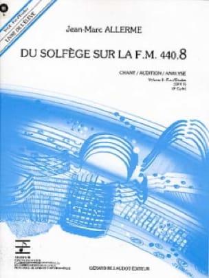 du Solfège sur la FM 440.8 - Chant Audition Analyse avec CD - laflutedepan.com