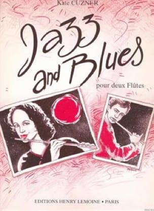 Jazz and Blues - 2 Flûtes - Kate Cuzner - Partition - laflutedepan.com
