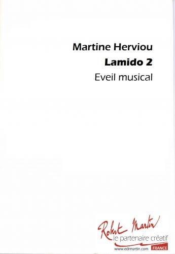 La Mi Do Volume 2 - Martine Herviou - Partition - laflutedepan.com