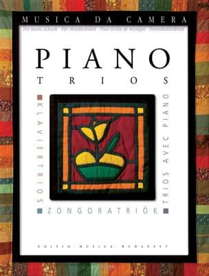 Piano trios Partition Trios - laflutedepan