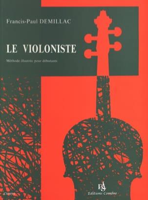 Le violoniste Francis-Paul Demillac Partition Violon - laflutedepan