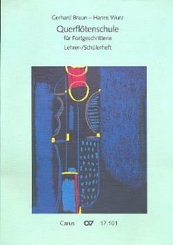 Querflötenschule - Lehrer-/Schülerheft - laflutedepan.com