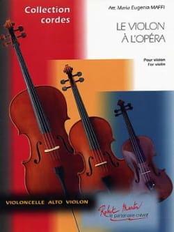 Le Violon A L'opéra Maria-Eugenia Maffi Partition laflutedepan