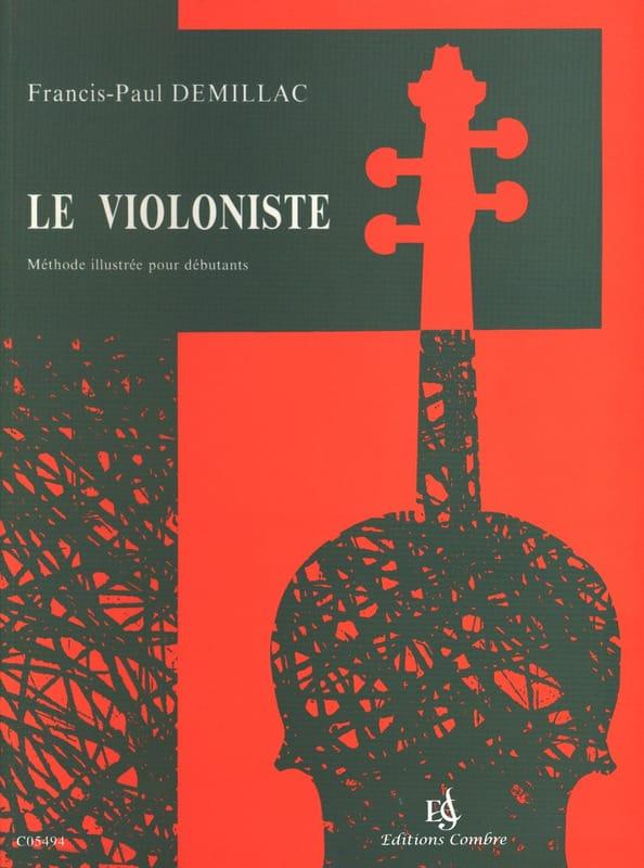 Le violoniste - Francis-Paul Demillac - Partition - laflutedepan.com