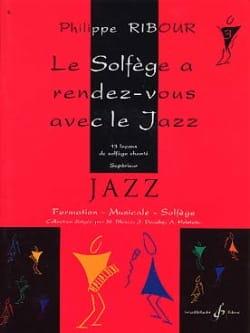 Volume 3 - Le solfège a rendez-vous avec le jazz laflutedepan