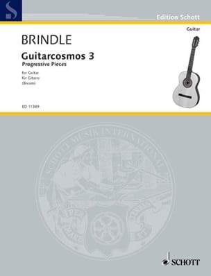 Guitarcosmos - Bd. 3 Brindle Reginald Smith Partition laflutedepan