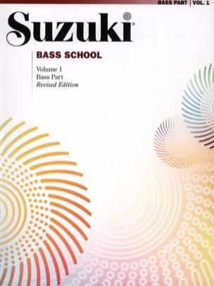 Bass School - Bass Part Volume 1 SUZUKI Partition laflutedepan