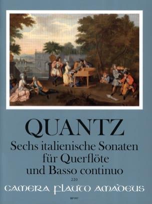 Six sonates italiennes pour flûte et basse continue laflutedepan