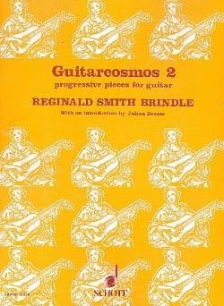 Guitarcosmos - Bd. 2 Brindle Reginald Smith Partition laflutedepan