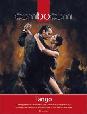 Combocom - Tango Jean Kleeb Partition ENSEMBLES - laflutedepan