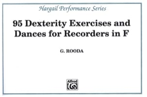 95 Dexterity exercises and Dances - Recorders in F laflutedepan