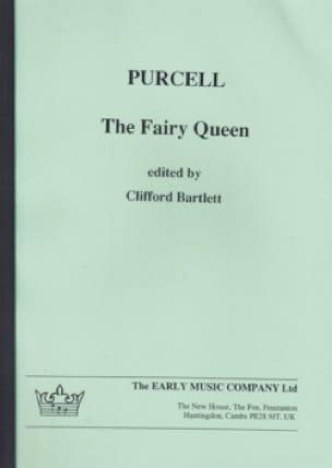 The Fairy Queen - Score - PURCELL - Partition - laflutedepan.com