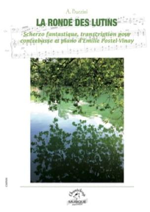 La Ronde des Lutins - Contrebasse et piano - laflutedepan.com