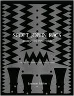 Scott Joplin Rags -4 Clarinets - JOPLIN - laflutedepan.com