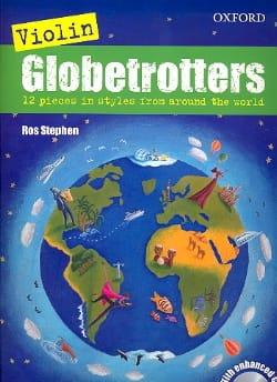 Violon Globetrotters - Violon Stephen Ros Partition laflutedepan