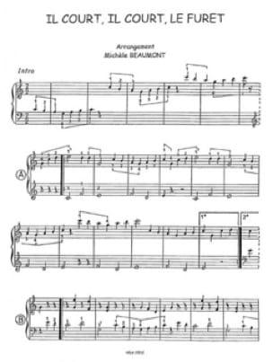 Rondes et Chansons De France Volume 1 - laflutedepan.com