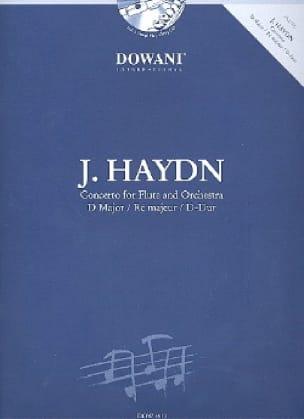 Concerto en Ré Majeur Hob.7f:d1 - HAYDN - Partition - laflutedepan.com