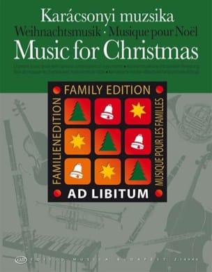 Music for Christmas Partition Trios - laflutedepan
