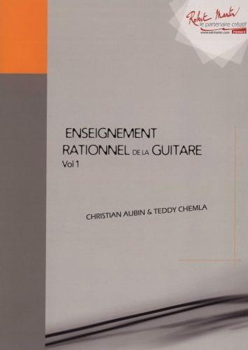 Enseignement Rationnel de la Guitare Volume 1 - laflutedepan.com