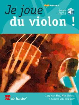 Je Joue du Violon - Volume 1 DE HASKE Partition Violon - laflutedepan