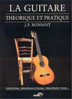 La guitare théorique et pratique - J. P. Bonsant - laflutedepan.com