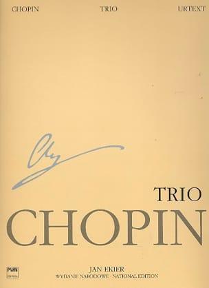 Trio CHOPIN Partition Trios - laflutedepan