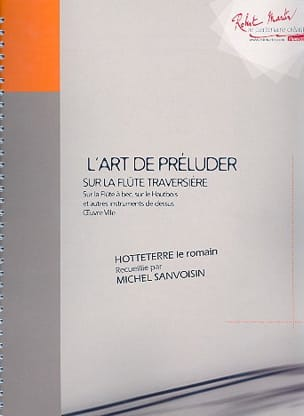 L'Art de préluder sur la flûte traversière op. 7 laflutedepan