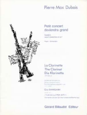 Petit concert deviendra grand - Volume 1 - laflutedepan.com