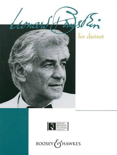 Leonard Bernstein for Clarinet - BERNSTEIN - laflutedepan.com