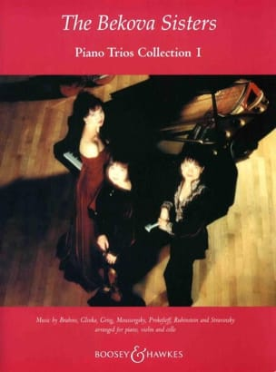 The Bekova Sisters Collection 1 - Piano Trios laflutedepan
