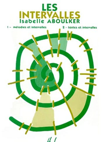 Les intervalles - Isabelle Aboulker - Partition - laflutedepan.com