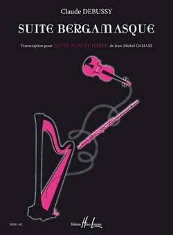 Suite Bergamasque DEBUSSY Partition Trios - laflutedepan