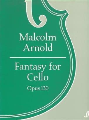Fantasy for cello op. 130 - Malcolm Arnold - laflutedepan.com