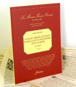 Sonates mélées de pièces, Oeuvre 2 1732 - laflutedepan.com