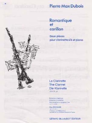Romantique et Carillon - Pierre-Max Dubois - laflutedepan.com