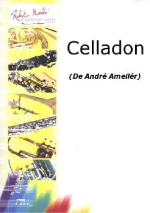 Celladon - André Ameller - Partition - Violoncelle - laflutedepan.com