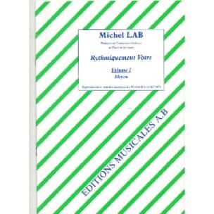 Rythmiquement vôtre - Volume 1 - Michel Lab - laflutedepan.com
