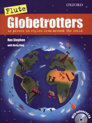 Flute Globetrotters - Flute Ros Stephen / King Nicky laflutedepan