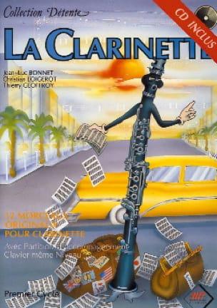 La Clarinette Collection Détente - Partition - laflutedepan.com