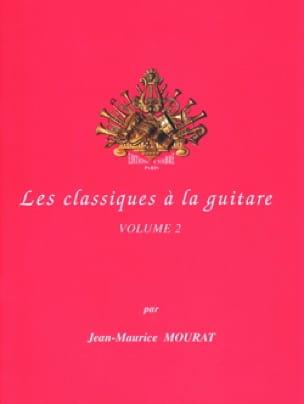 Les classiques à la guitare - Volume 2 - laflutedepan.com