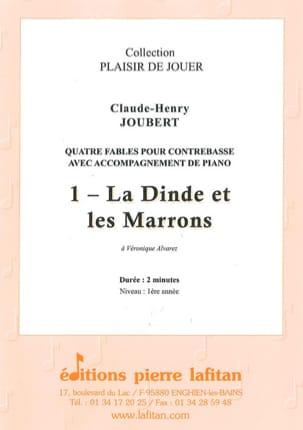 La Dinde et les Marrons - Contrebasse et piano laflutedepan