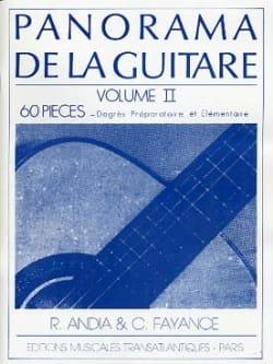 Panorama de la Guitare Volume 2 - laflutedepan.com