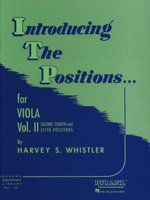 Introducing The Positions - Viola - Vol.2 laflutedepan