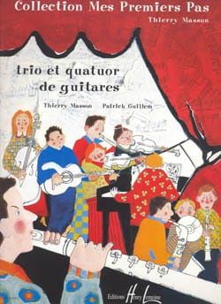 Trio et quatuor de guitares laflutedepan