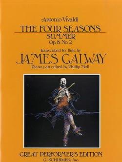 The Four Seasons Summer - Flute And Piano VIVALDI laflutedepan