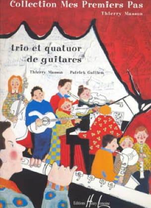 Trio et quatuor de guitares - laflutedepan.com