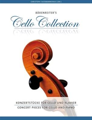 Cello Collection - Christoph Sassmannshaus - laflutedepan.com