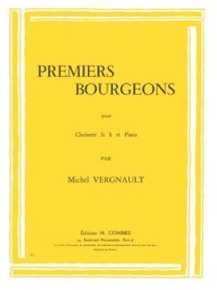Premiers bourgeons - Michel Vergnault - Partition - laflutedepan.com