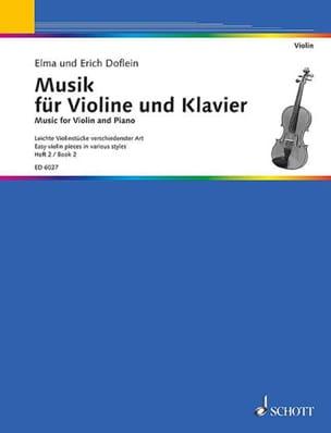 Musik für Violone und Klavier, Bd. 2 laflutedepan