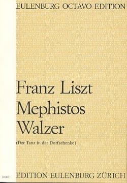 Mephistos-Walzer - Partitur LISZT Partition laflutedepan